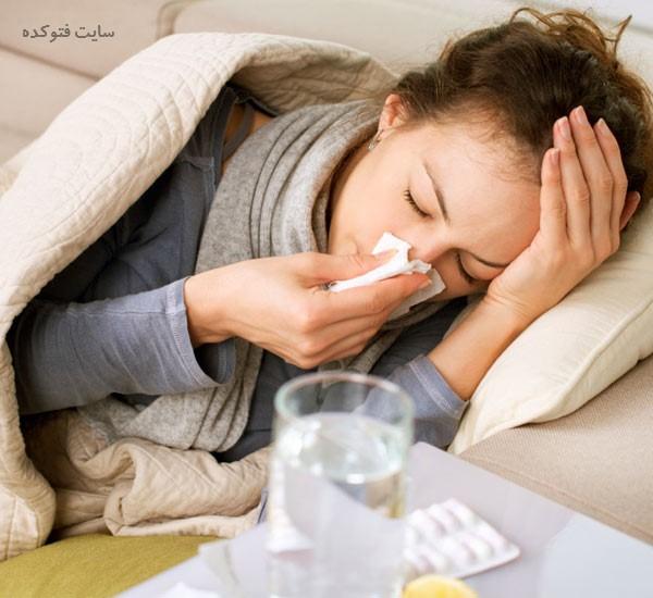 تقویت بدن برای جلوگیری از سرماخوردگی