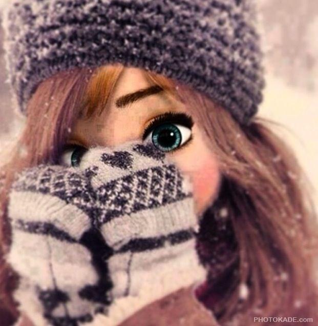 عکس+تلگرام+عروسکی