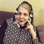 پوراندخت مهیمن و همسرش صحرایی + بیوگرافی زندگی خصوصی