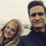 پویا امینی و همسرش با عکس و بیوگرافی