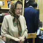 پوران شریعت رضوی همسر علی شریعتی