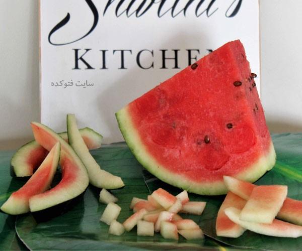 فواید پوست هندوانه برای سنگ کلیه