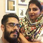 پوریا شکیبایی و همسرش + بیوگرافی