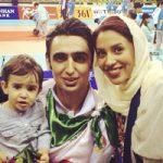 پوریا فیاضی و همسرش مهتا محمدی با عکس و بیوگرافی