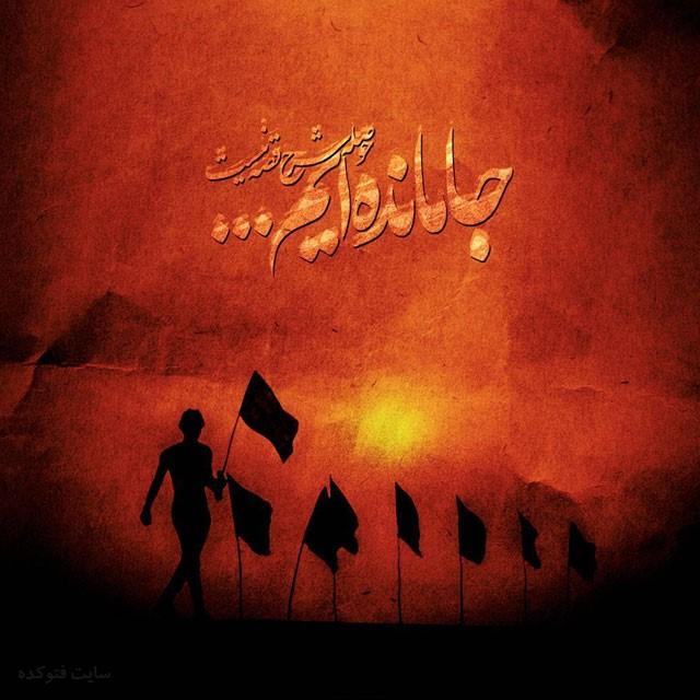 عکس پروفایل جامانده از اربعین امام حسین