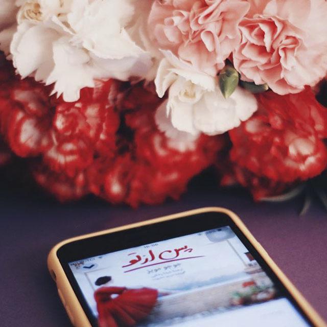 عکس غمگیل گل رز عاشقانه پس از تو