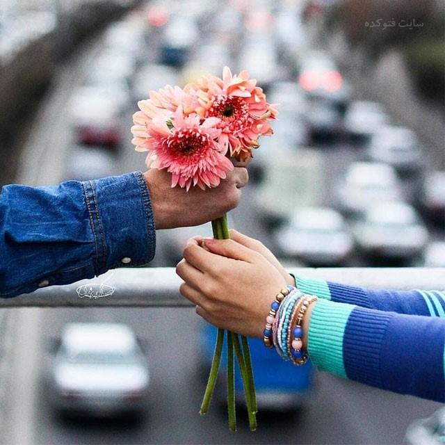 جملات عاشقانه زیبا برای همسر