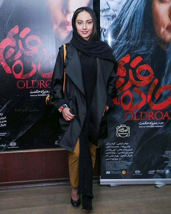 لباس بازیگران زن پاییز 2018 ترلان پروانه