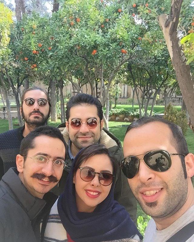 عکس و بیوگرافی اعضای گروه موسیقی دال بند