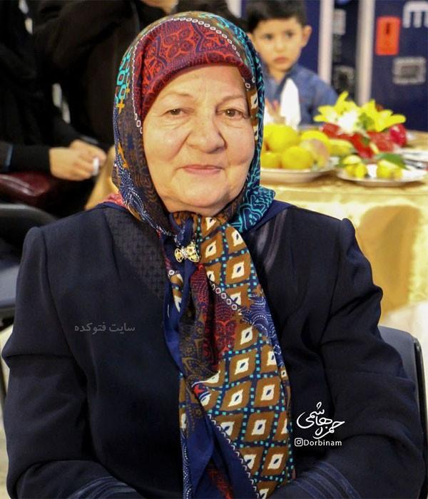 بیوگرافی رابعه مدنی بازیگر