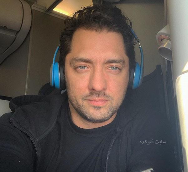 عکس های بهرام رادان بازیگر + زندگینامه شخصی