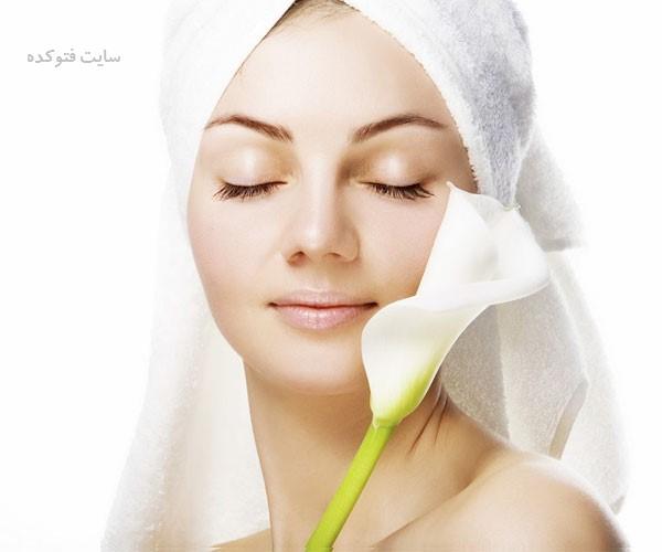 درمان تیرگی پوست با روش های سنتی در خانه