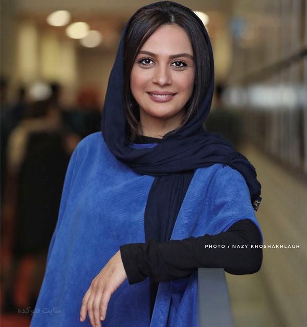 عکس بیوگرافی مارال فرجاد بازیگر سریال رهایم نکن