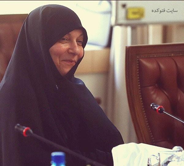 بیوگرافی فاطمه رهبر نماینده مجلس و همسرش