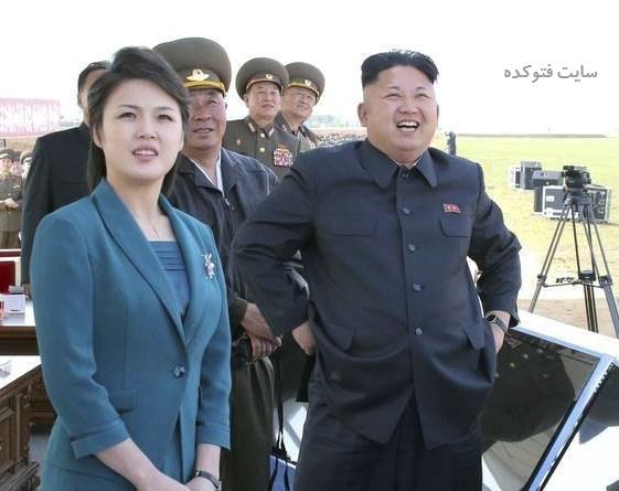عکس همسر رهبر کره شمالی + بیوگرافی و زندگی مرموز