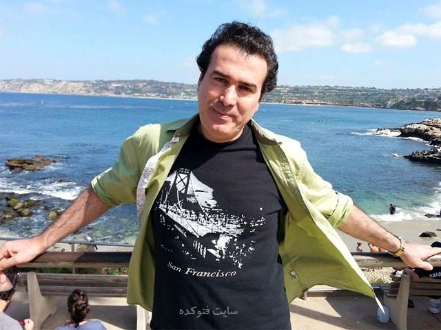 عکس رحیم شهریاری خواننده + زندگینامه شخصی