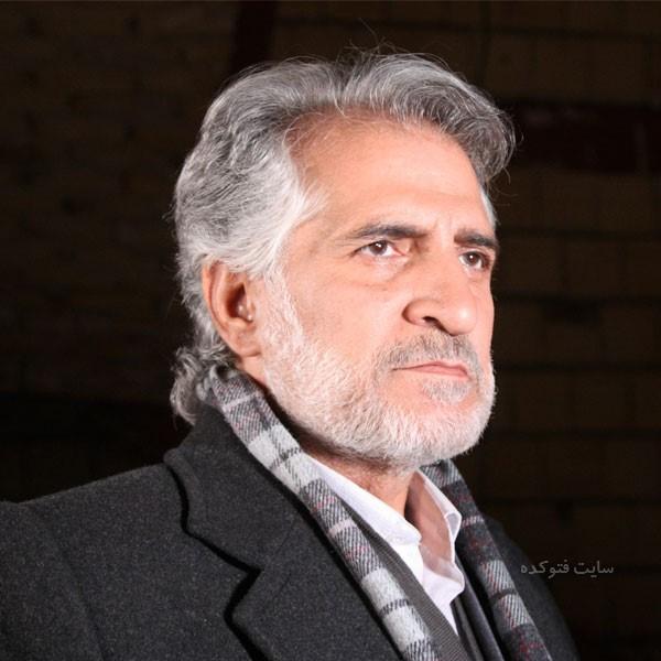 بیوگرافی رحمان باقریان بازیگر