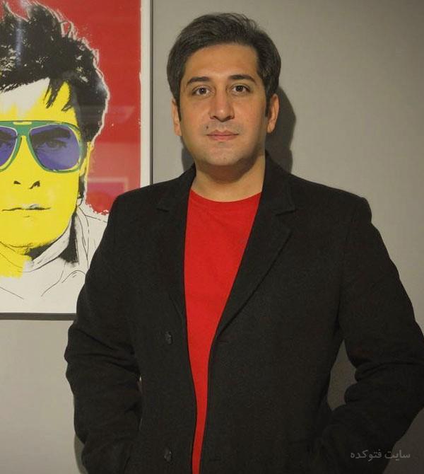 عکس و بیوگرافی وحید شیخ زاده