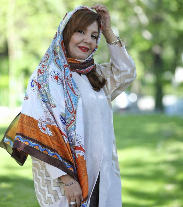عکس و بیوگرافی زهره حمیدی بازیگران سریال راه و بیراه