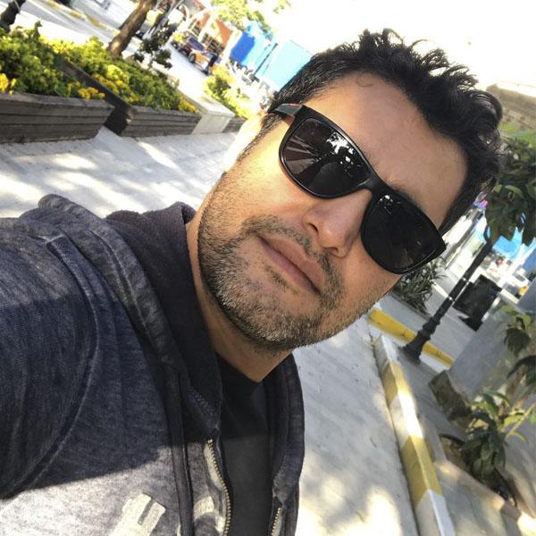 عکس و بیوگرافی امیرمحمد زند بازیگران سریال راه و بیراه