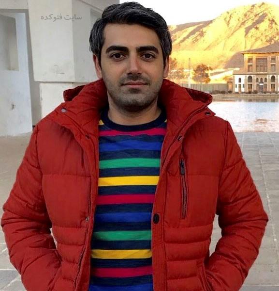 عکس و بیوگرافی محمدرضا رهبری بازیگران سریال راه و بیراه