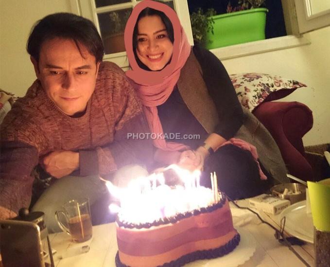 عکس رحیم نوروزی و همسرش آسیه ضیایی + بیوگرافی کامل