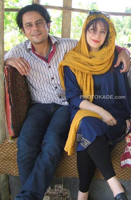 عکس رحیم نوروزی و همسرش آسیه ضیایی + زندگینامه کامل