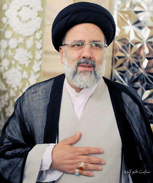 عکس ابراهیم رئیسی تولیت آستان قدس رضوی + بیوگرافی کامل