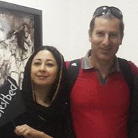 رامین ناصر نصیر | بیوگرافی رامین ناصر نصیر و همسرش