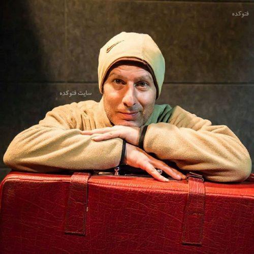 عکس رامین ناصر نصیر بازیگر و مترجم با بیوگرافی زندیگ شخصی