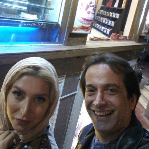 بیوگرافی رامسین کبریتی و همسرش