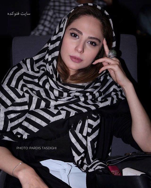 عکس رعنا آزادی ور بازیگر زن جنجالی + بیوگرافی