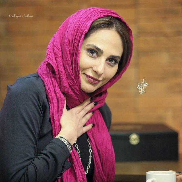 عکس و بیوگرافی رعنا آزادی ور بازیگر زن