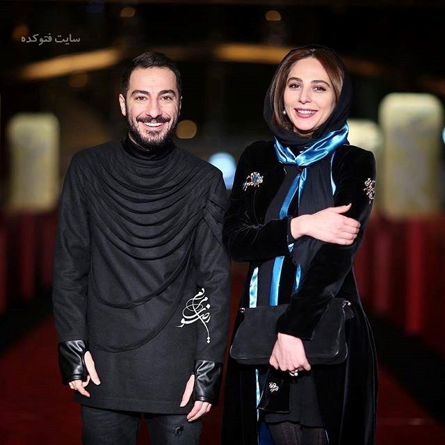 عکسرعنا آزادی ور و نوید محمدزاده + زندگینامه