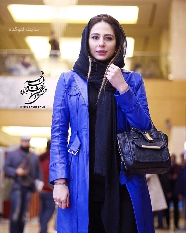 عکس او رفتهرعنا آزادی ور بازیگر زن ایرانی