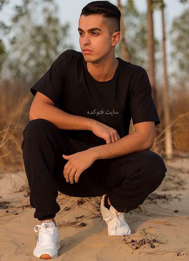 عکس جدید بهزاد داور پناه معروف به بهزاد لیتو (بیوگرافی)