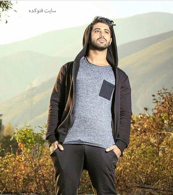 عکس جدید علی شمس معروف به علیشمس (بیوگرافی)