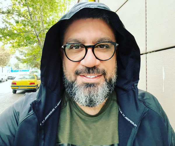 بیوگرافی رضا رشیدپور Reza Rashidpoor با عکس جدید