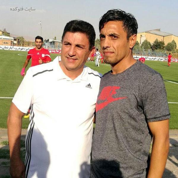 Rasoul Khatibi و امیر قلعه نویی