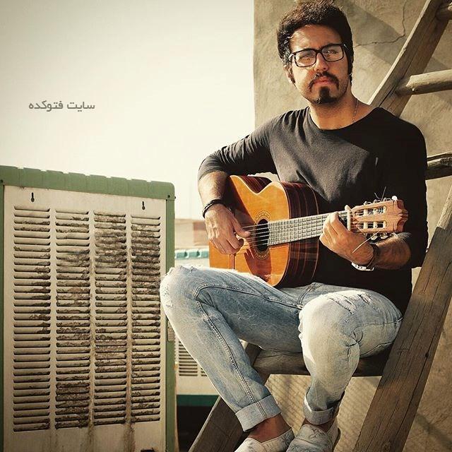 عکس رستاک حلاج خواننده و ترانه سرا + بیوگرافی کامل
