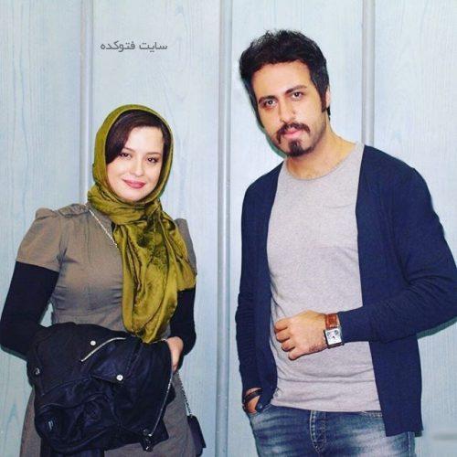 عکس رستاک حلاج و مهراوه شریفی نیا