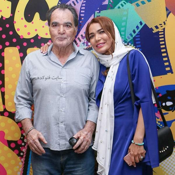 عکس های رضا صفایی پور و دخترش هنگامه + بیوگرافی