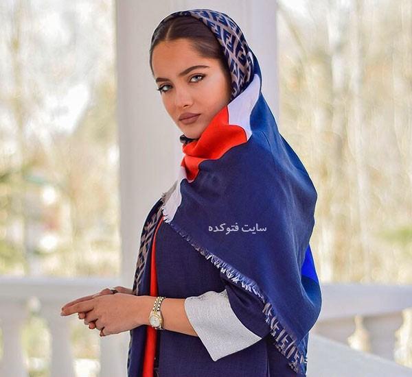 بیوگرافی ربکا قادری مدل و طراح ایرانی
