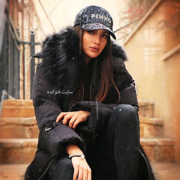 ربکا قادری مدل کیست
