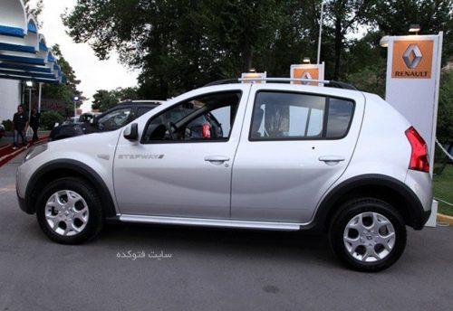 خودرو رنو ساندرو استپ وی