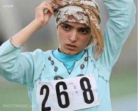ریحانه بهشتی ورزشکار زن درگذشت