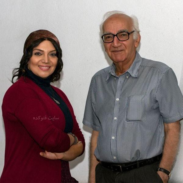 Reza Banafshekhah بازیگر