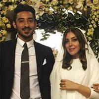 عکس همسر رضا قوچان نژاد