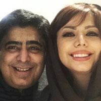 رضا شفیعی جم و همسرش + زندگی شخصی و طلاق