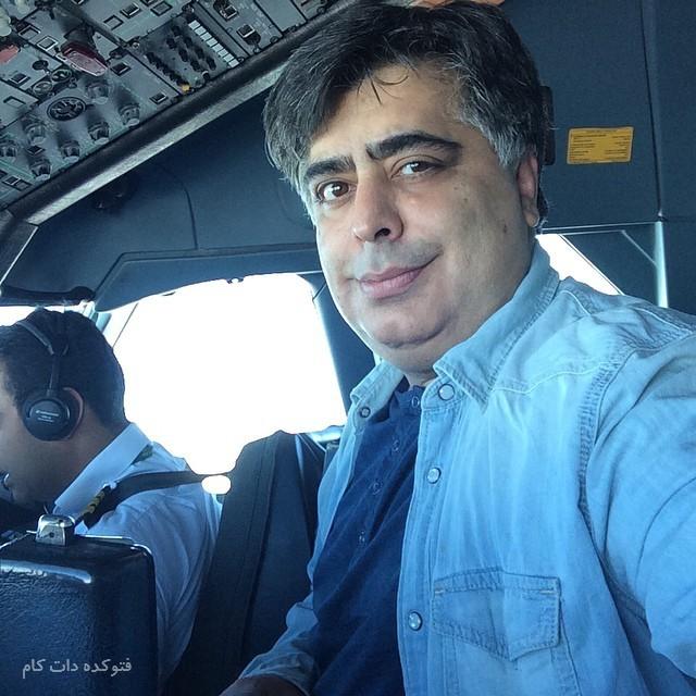 بیوگرافی رضا شفیعی جم بازیگر طنز + زندگی شخصی
